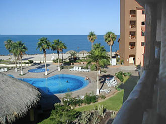 Marina Pinacate Condos On Sandy Beach In Rocky Point Mexico