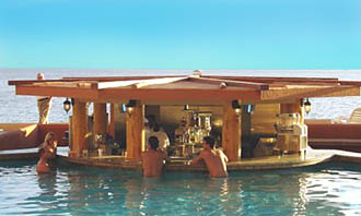 Sonoran Sea Condos Swim-up Bar