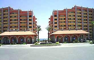 Sonoran Sun Resort Condos Entrance